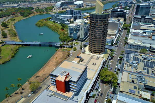 Retail and office space for lease Townsville