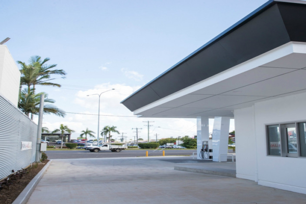 Drive Thru Business available for lease