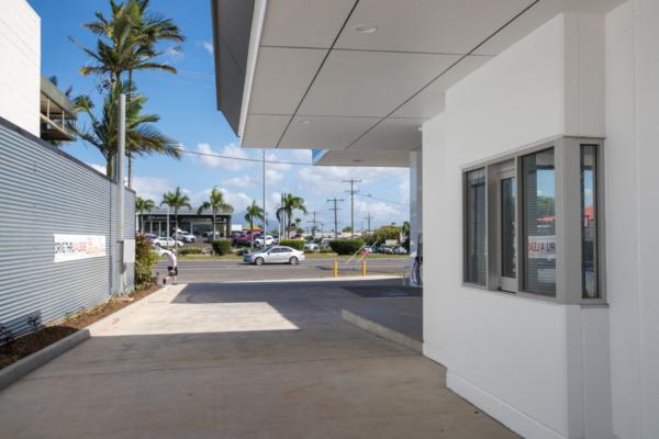 Drive thru Business for rent Cairns