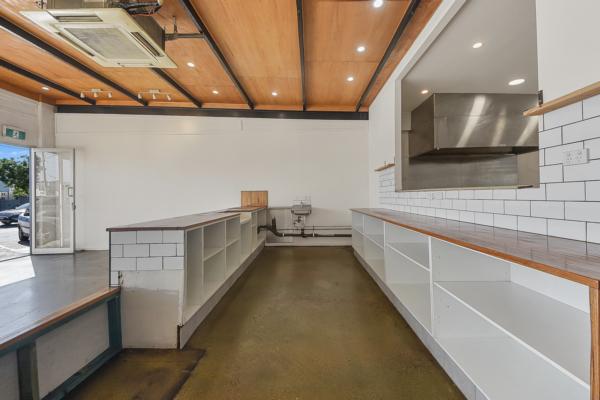 Cafe for lease Brisbane